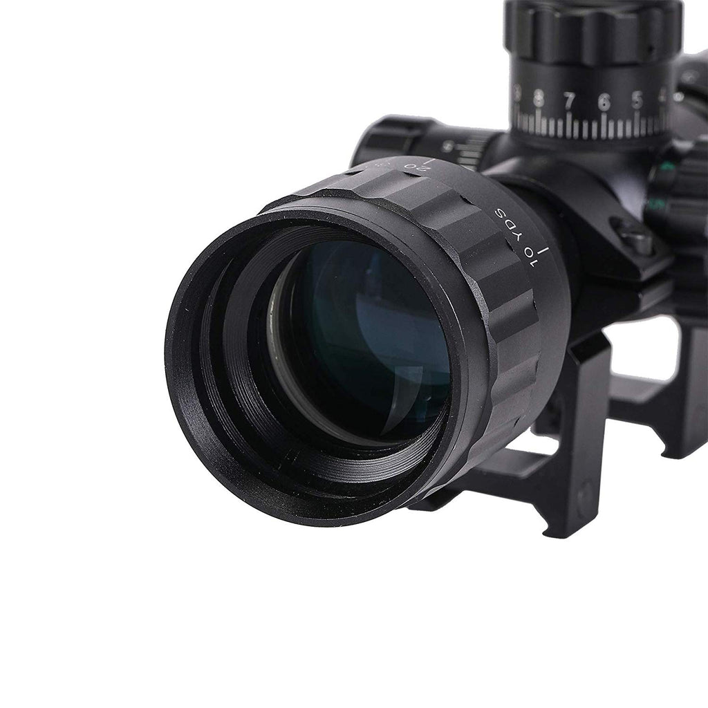 Pinty 3-9X32mm Tactical Rifle Scope