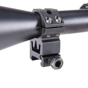 Pinty 4-16X40mm Rifle Scope AO Red/Green/Blue Scope Combo