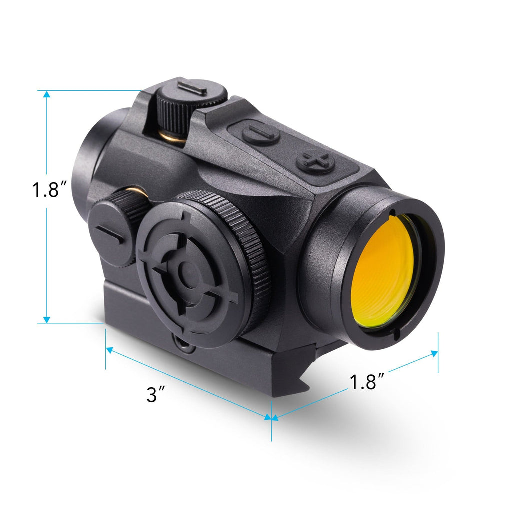 Red Dot Sight with Lower 1/3 Co-Witness Mount