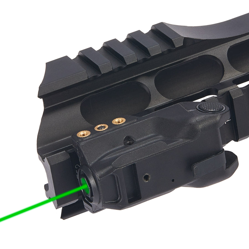 Tactical Compact Green Laser