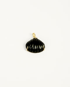 SHELL DIAMONDS PENDANT