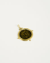 Load image into Gallery viewer, ROMAN ANTIQUE COIN PENDANT