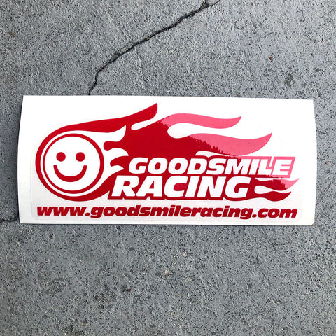 Goodsmile Racing Logo Sticker