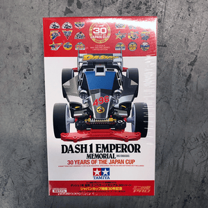 95110 Dash 1 Emperor Memorial 30 Years of J-Cup Mini 4WD Kit (MS Chassis)