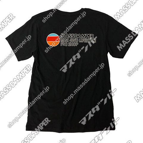 Mass Damper Mini 4WD Pro Shop T-Shirt