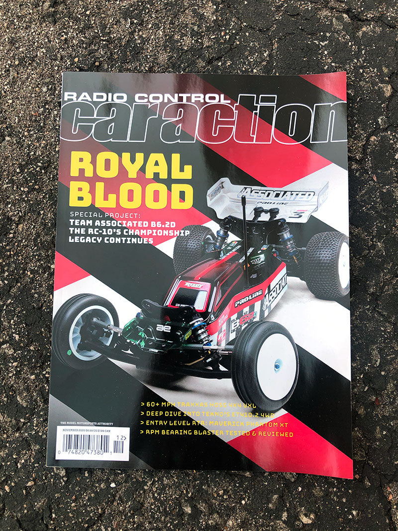 Radio Control Car Action - November 2020