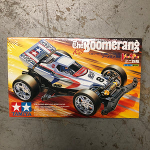 Tamiya Mini 4WD Boomerang RS