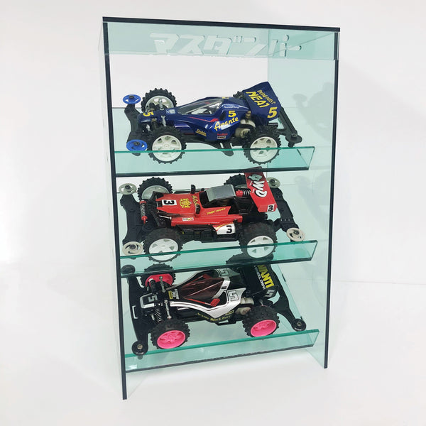 Mass Damper Mini 4WD Display Stand