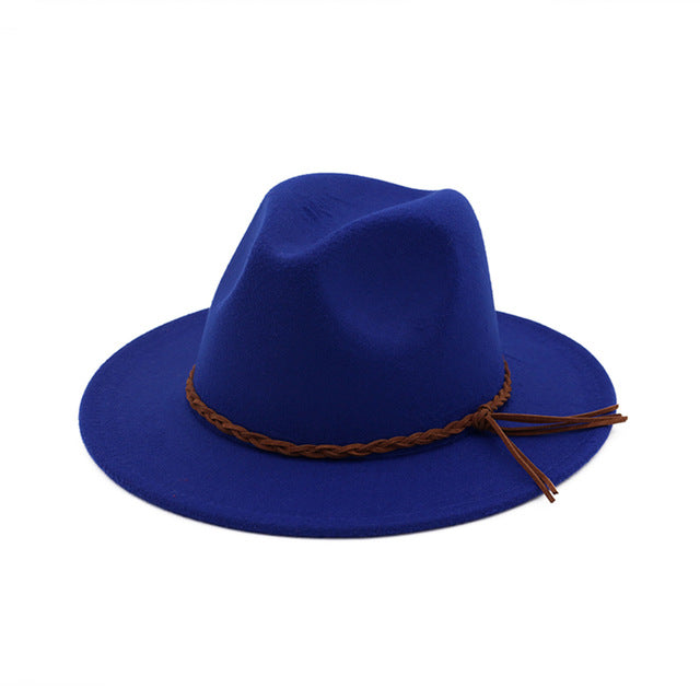 Vintage Braid Fedora Hats For Mens – The Classic Mans Store 9ff7fd26fde