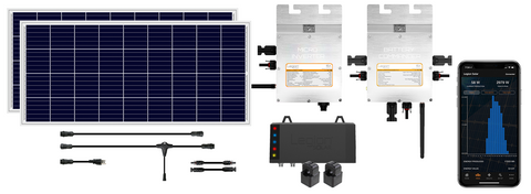 Solar Deluxe Starter Set Eco Smart Products - Ecosmart Product