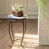 Outdoor Indoor Accent Table Plant Stand - Ecosmart Product