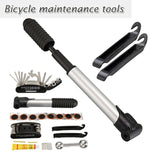 Bicycle Repair Kit With Pump Bag Set New Arrival - Ecosmart Product