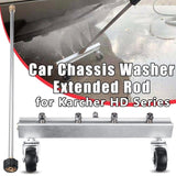 High Pressure Washer Car Under Body Chassis Power Washer Car Washing Machine 4 Spray Nozzle Cleaner - Ecosmart Product