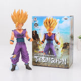 Dragon Ball Z Action Figure Set Super Saiyan Vegeta Son Goku Freeza Trunks Collection Model Toy - Ecosmart Product