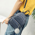 Leather Backpack Shoulder Bag - Ecosmart Product