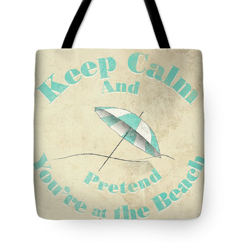 Unique Beach Tote Bag - Ecosmart Product
