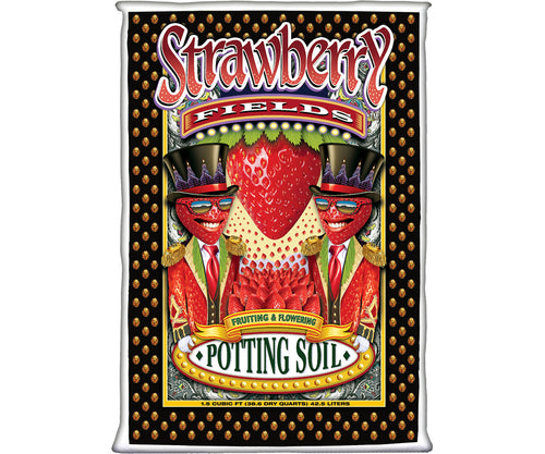 FoxFarm Strawberry Fields Fruiting & Flowering Potting Soil, 1.5 cu ft
