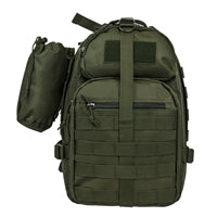 Sling Backpack - Green