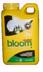 Yellow Bottle Nutrients Euro Part B 2.5L