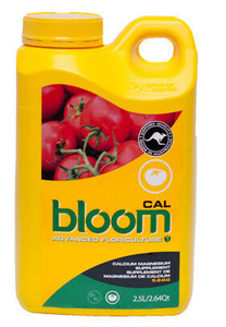 Yellow Bottle Nutrients Cal 2.5L
