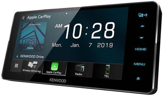 Kenwood DDX919WS Wireless CarPlay Android Auto 200mm Wide