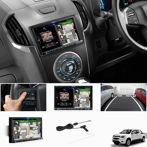Alpine COLORADO-X308D Premium Infotainment System for Holden Colorado