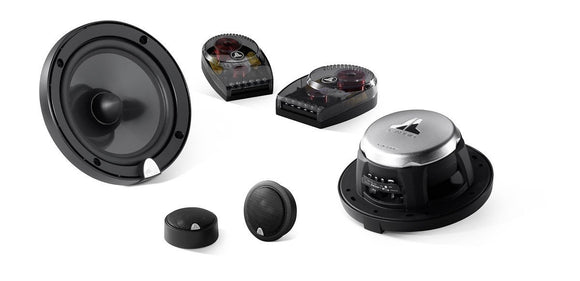 JL Audio C3-600 2-Way Convertible Component / Coaxial System