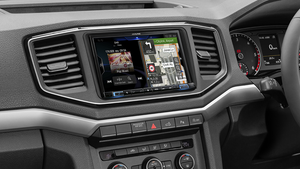 Alpine AMAROK-X308AU Premium Navigation Solution for Volkswagen Amarok