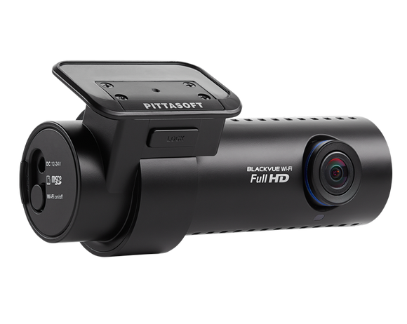 Blackvue DR650S-1CH Full HD Dash Camera - 32GB