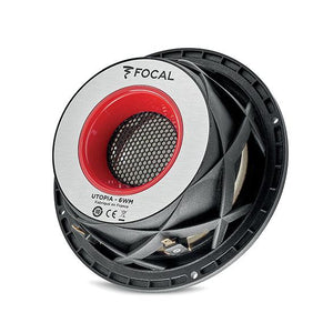 FOCAL 6WM-MID-BASS 6.5″ Mid-Bass Drivers (Utopia M) 100W RMS, 200Hz to 10KHz (PAIR)