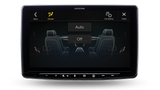 "Alpine INE-F409E 9"" Audio Visual Receiver with Navigation / Apple CarPlay / Android Auto / Bluetooth® / USB"