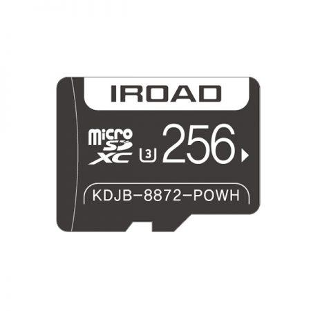 iRoad 256GB Micro SD Card