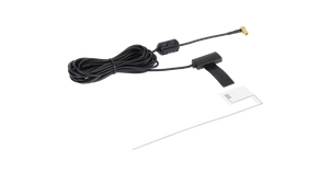 Alpine KAE-242DA-R Active DAB+ Screen Antenna (with 1.7 metre low-loss cable with angled SMB [F] plug)