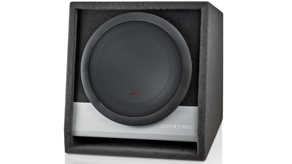 Alpine RSB-W12D4 R-Series 12″ Subwoofer Enclosure