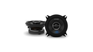 Alpine S-S40 S-Series 4 Inch 2-Way Coaxial Speaker