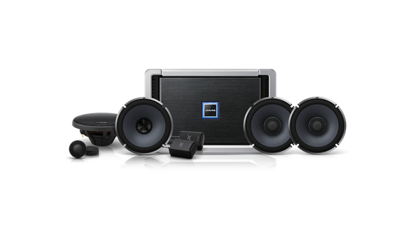Alpine X-Series Digital Power Speaker System