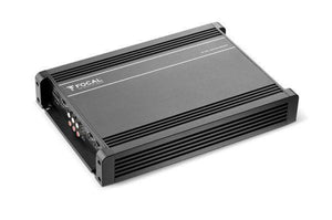 FOCAL AP-4340 4 channel class AB amplifier, 4x70W RMS at 4ohm, 4x95W RMS at 2 ohm