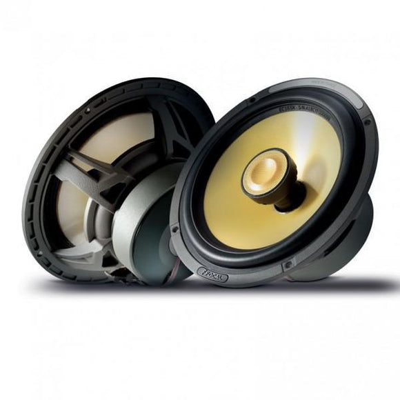 "FOCAL EC165K 6.5"" coaxial kit, Elite series, 80W RMS, 60Hz - 22kHz, 4 ohms"