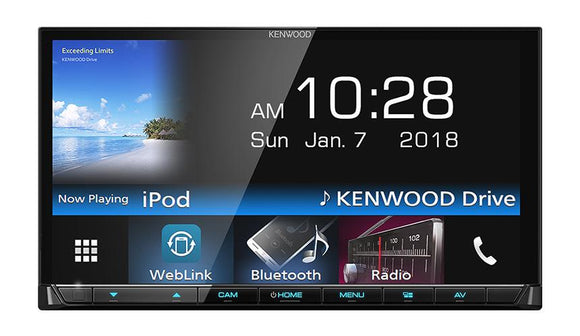 Kenwood DMX7018BT 7