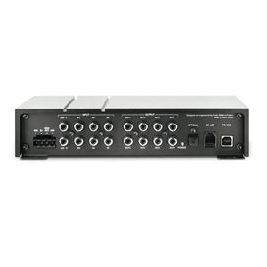 FOCAL FSP-8 DSP digital sound processor, 8 channel, high/low inputs, high res input (Optional remote available)