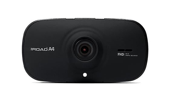 iRoad A4 Full HD Front Camera - 16GB