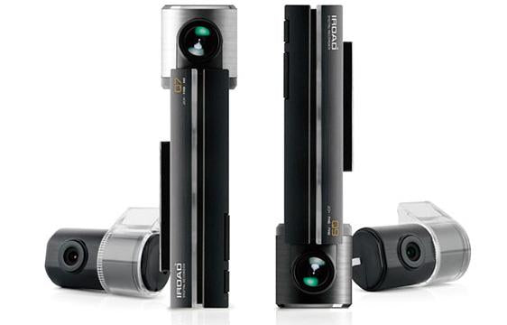 iRoad Q9 Full HD Front & Rear Cameras - 16GB