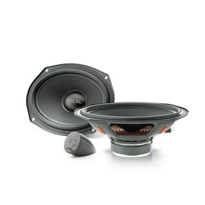 "FOCAL ICU690 6""×9"" co-axials, Integration series, 80W RMS, 55Hz - 21kHz"