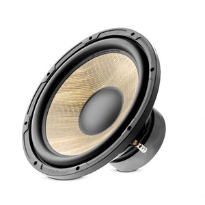"FOCAL P30 F 12"" Flax subwoofer, 400W RMS, 27Hz-500Hz, for sealed or ported enclosures"