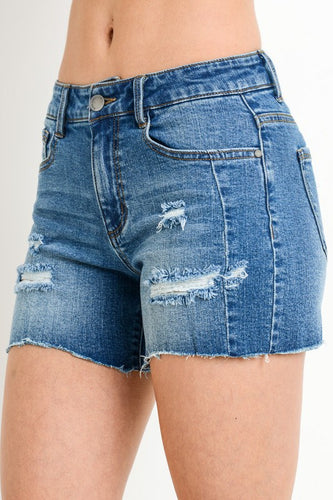 Carmen Vintage Denim Shorts