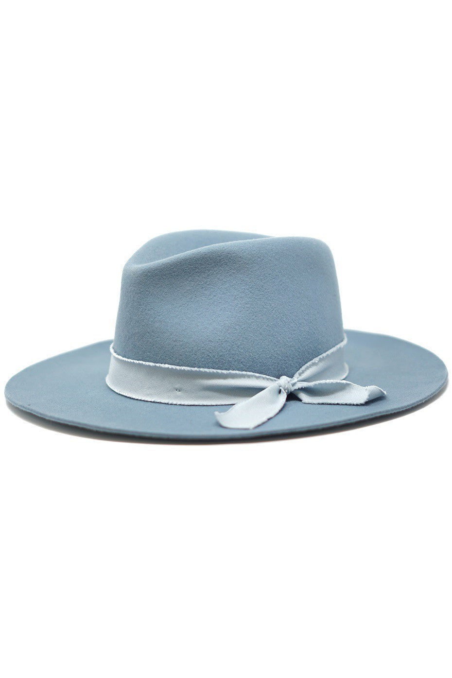 Sawyer Wool Hat - Baby Blues