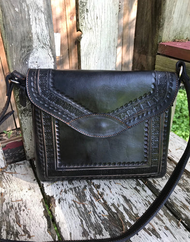 Esperanza Mexican Leather Crossbody