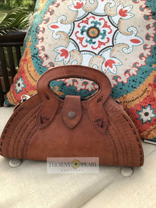 Luna Mexican Leather Handbag/Crossbody