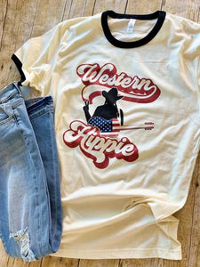 Western Hippie Graphic Tee