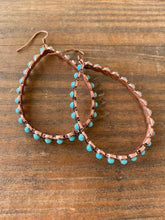 Load image into Gallery viewer, Sedona Teardrop Hoops